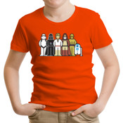 Star Wars Family - Camiseta Niños