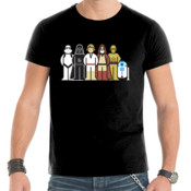 Star Wars Family - Camiseta Estandar