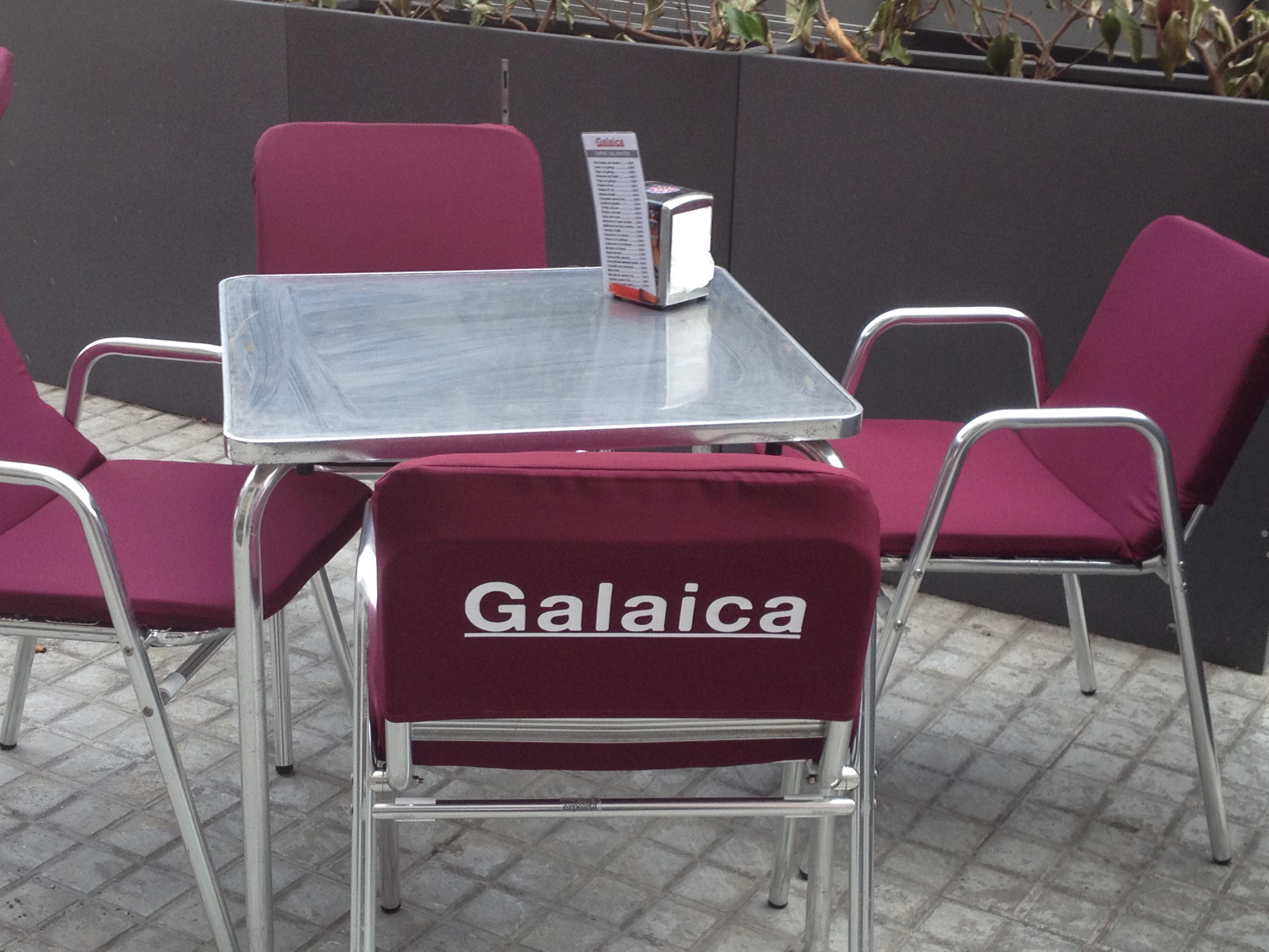 Funda para sillas de terraza for Sillas terraza