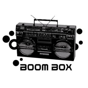 Boom Box by Manygas Design