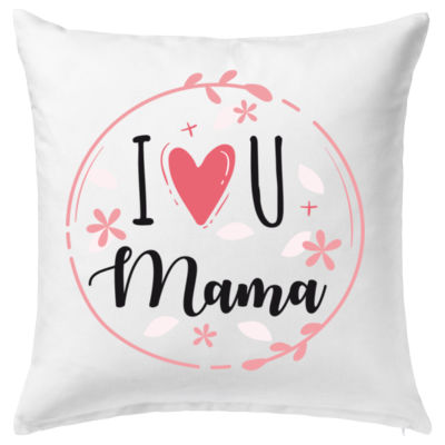 I Love you mama - Cojines Personalizados Thumbnail