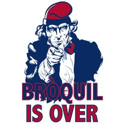 THE BROQUIL IS OVER Thumbnail