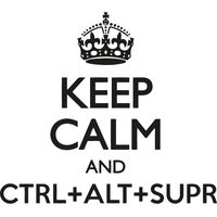 Keep Calm and CTRL+ALT+SUPR Thumbnail