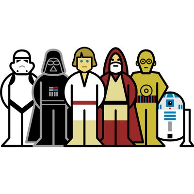 Star Wars Family Thumbnail
