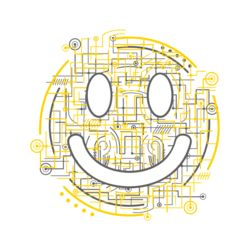 Electric Smiley Thumbnail