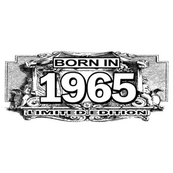 Born in 1965 limited edition Thumbnail