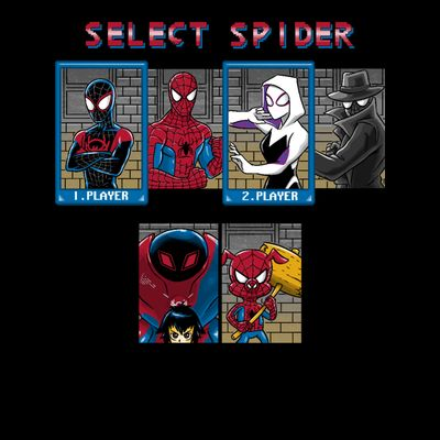Select Spider Thumbnail