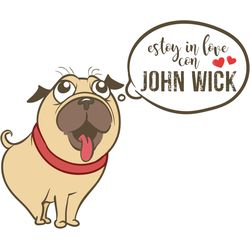 ESTOY IN LOVE CON JOHN WICK (Paranoia Records) Thumbnail