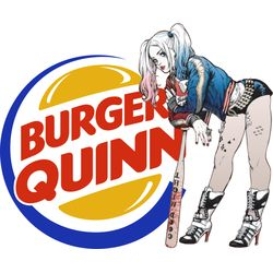 Burger Quinn (Paranoia Records) Thumbnail