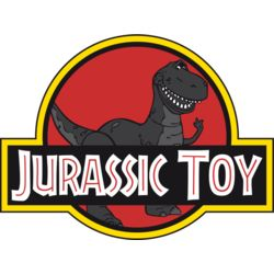 Jurassic Toy (Paranoia Records) Thumbnail